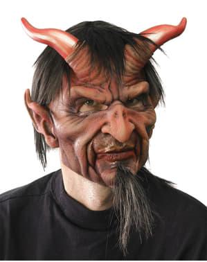 Dämonen Latex-Maske aus The Wicked One