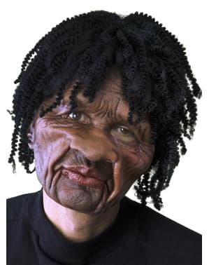 Máscara Rastafari Ska-Beat de látex
