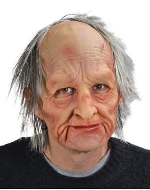 Starac od maske od lateksa