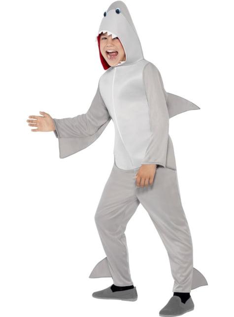 Strój rekin dla dzieci
