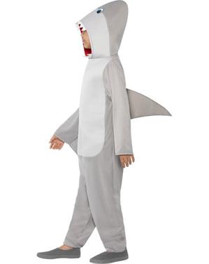 Haj kostume til børn