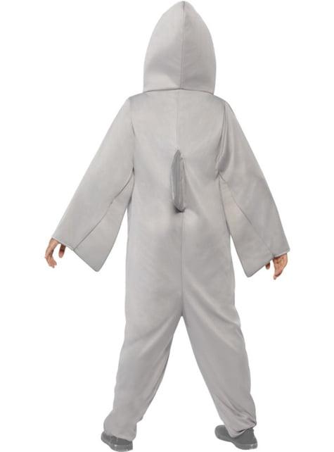 Disfraz de tiburón para niño - traje
