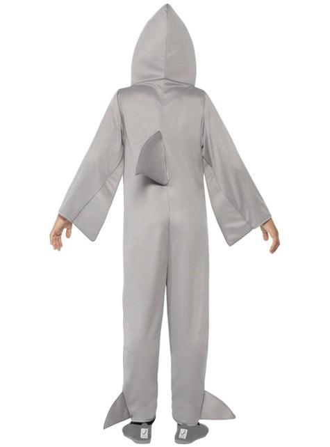 Disfraz de tiburón para niño - Halloween