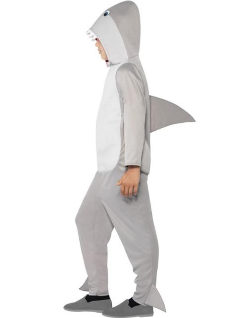 Chlapecký kostým žralok