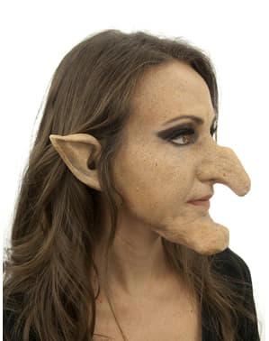 魔女ヘーゼルの耳