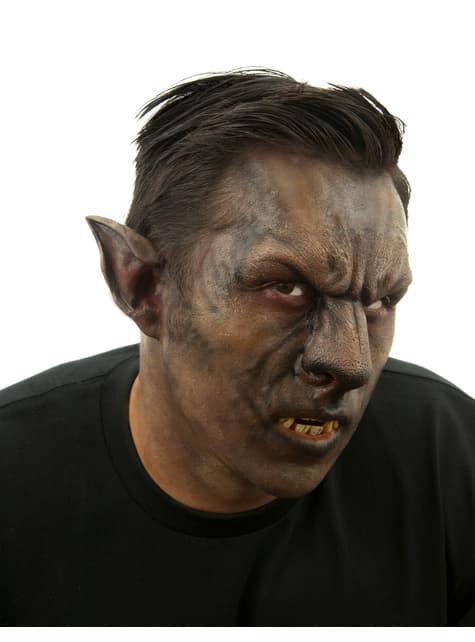 Bloodthirsty werewolf ears