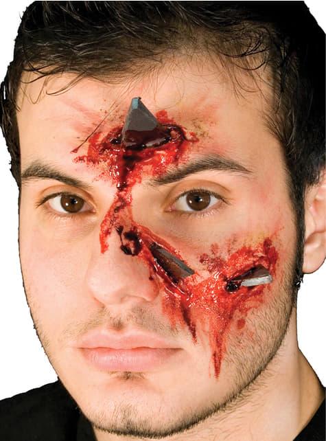 Metall Angrep Protese Latex