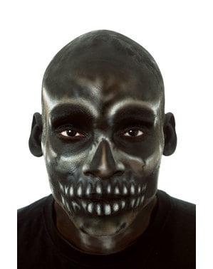 Dark Bald Cap