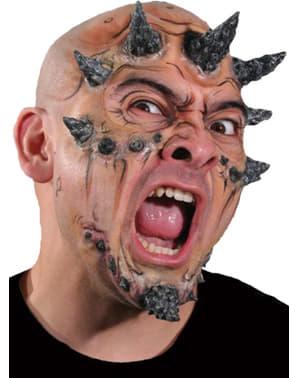 Mutant Spike Hörner Set aus Latex