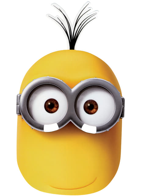 Kevin Minions Mask