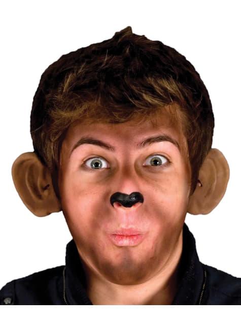 Latex playful monkey ears