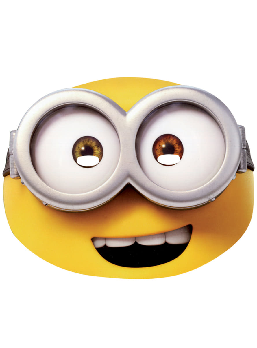 Bob minions mask fast delivery funidelia detalle zoom maxwellsz