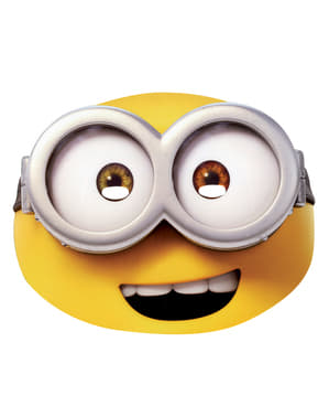 Masque Bob Minions