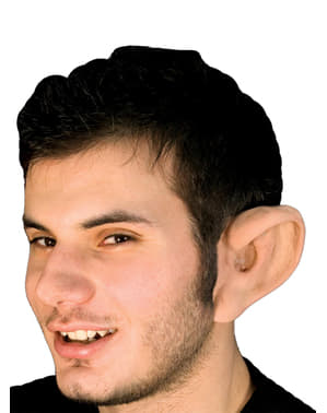 Utstående öron i latex