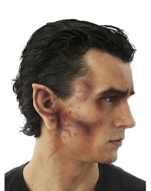Teufel Ohren aus Latex