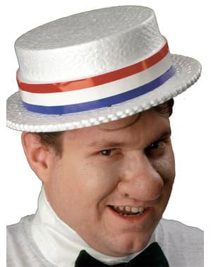 Mr. Feels næse i latex