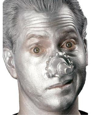 Plåtmannens näsa i latex