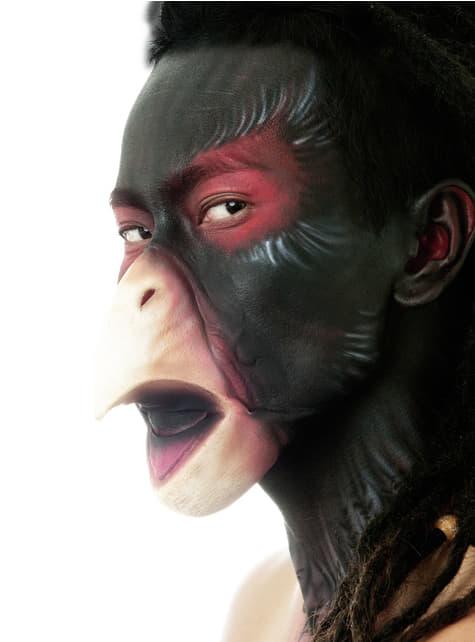 Latex savage crow beak