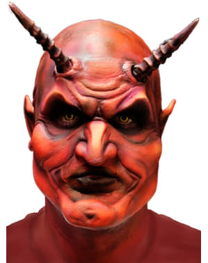 Böser Dämon Schaumstoff-Prothese