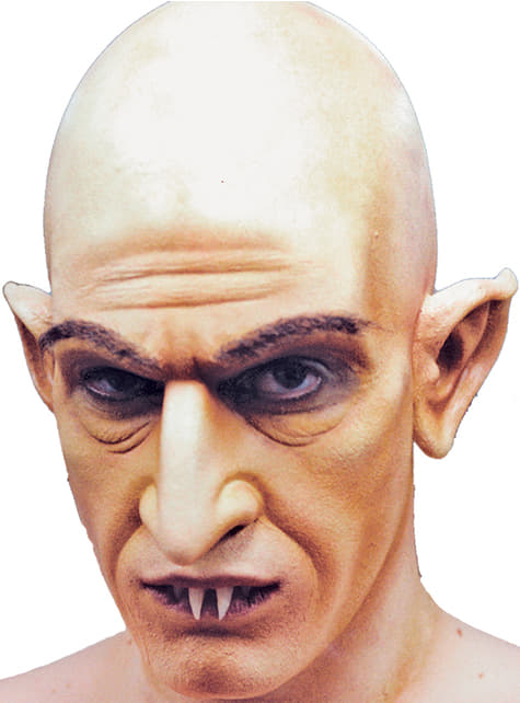 Prótesis de espuma vampiro Nosferatu