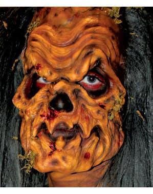 Jack O'Lantern monster foam prosthesis