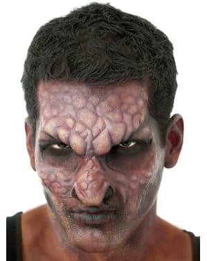 Protesi in schiuma demonio rettile Sirk