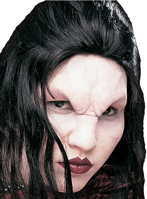 Prothèse mousse vampire épouvantable