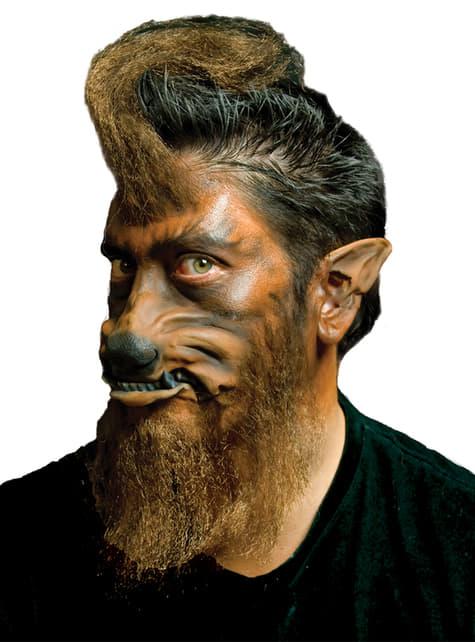 Puntas de orejas de hombre lobo