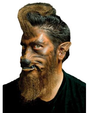 Prótesis de orejas de hombre lobo