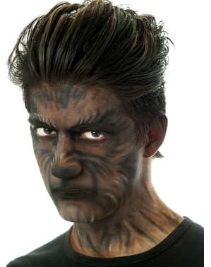 Werwolf Latex-Nase