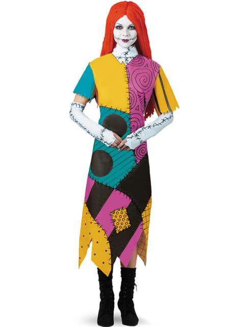 Γυναικεία στολή Σάλι από τον Εφιάλτη των Χριστουγέννων