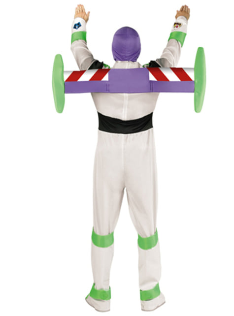 Disfraz de Buzz Lightyear Toy Story para adulto - hombre