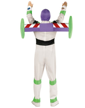 Buzz Lightyear Toy Story Kostyme Voksen