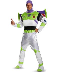 Disfraz de Buzz Lightyear Toy Story para adulto ... ece75c20618