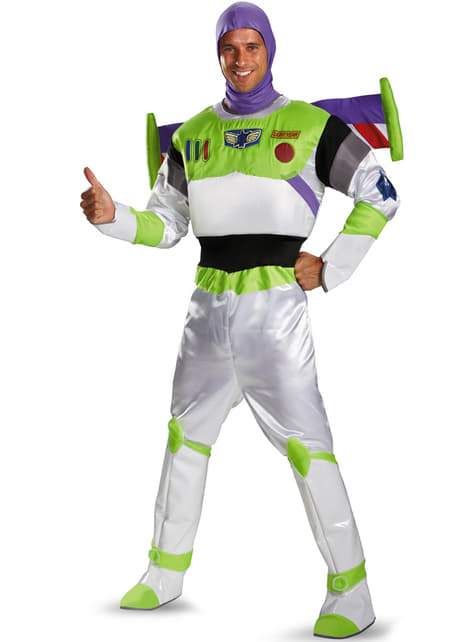 Disfraz de Buzz Lightyear Toy Story para adulto