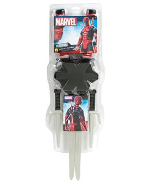 Komplet oružja Marvel Deadpool