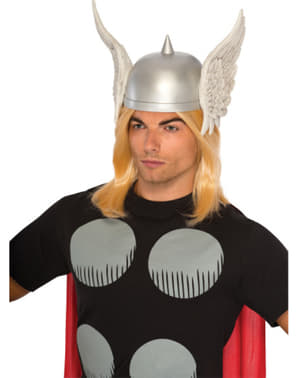 Capacete de Thor Marvel para adulto