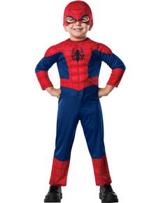 spiderman dragt børn