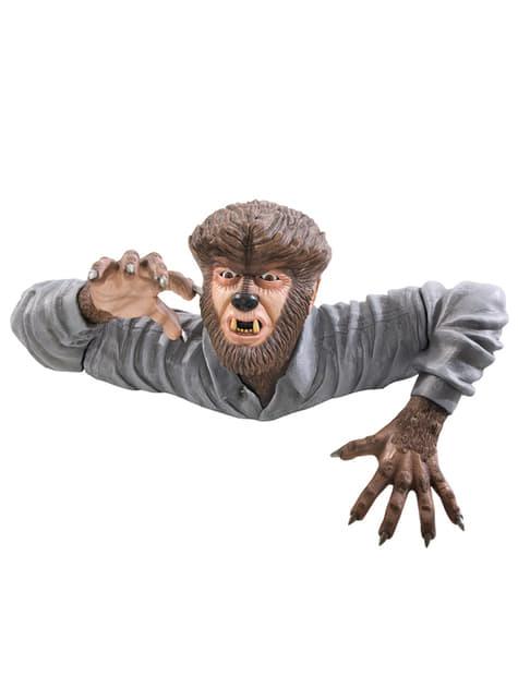 Το Wolf Man Universal Studios Monsters διακοσμητική φιγούρα