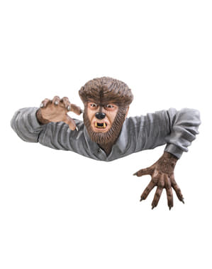 The Wolf Man Universal Studios Monsters decorative figure