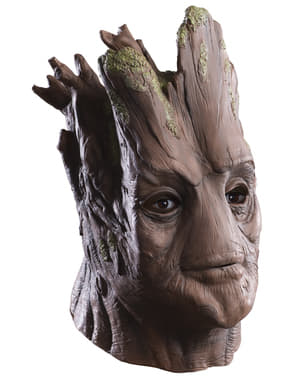 Groot Maske für Erwachsene deluxe Guardians of the Galaxy