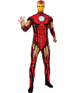 Costume da Iron Man per adulto deluxe
