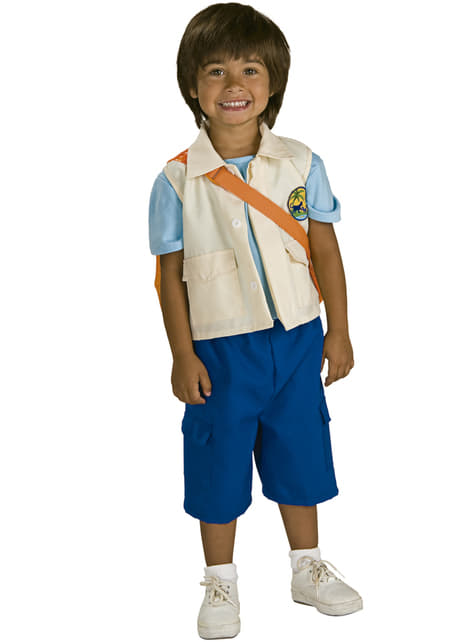 Diego Go Diego Go deluxe costume for Kids