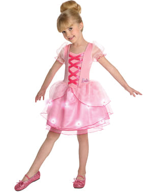 Barbie Ballerina kostume til piger