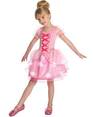 Barbie-tanssija, tyttöjen asu