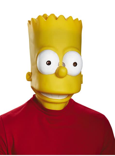 Adults Bart Simpson Mask