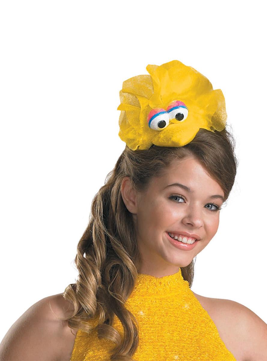 Bibo Diadem aus der Sesamstraße für Kostüm | Funidelia