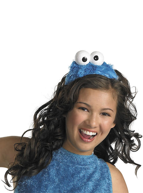 Cookie Monster Headband - Sesame Street