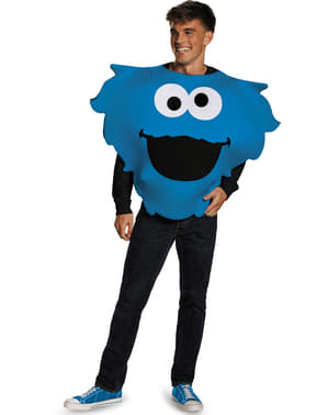 Costume Cookie Monster Sesame Street adulto