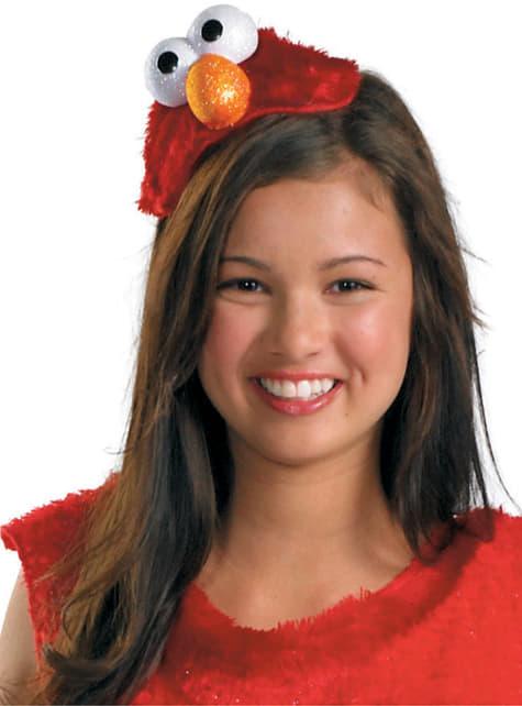 Sesamgade Elmo diadem til kvinder